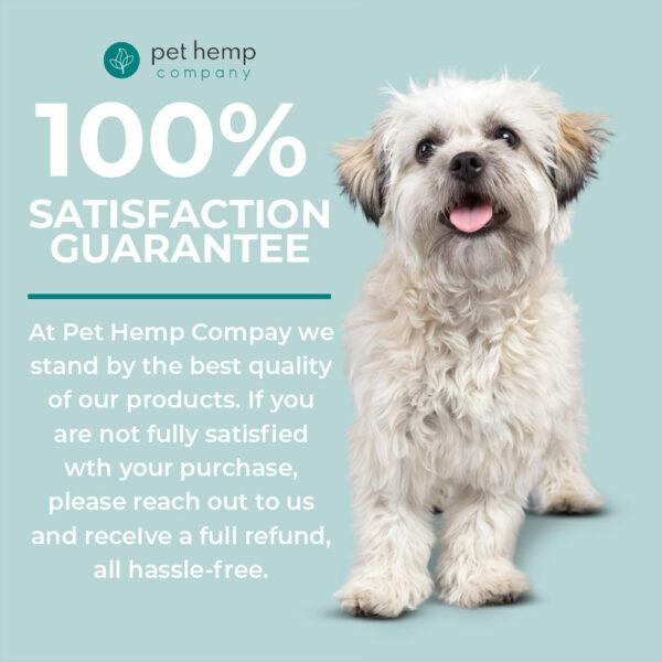 PetHempCompany Dog Treats Protect