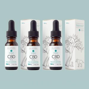 Bundle & Save: 3 Medium CBD Pet Tinctures (3 x 300mg)