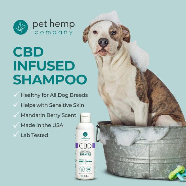 Pethempcompany Shampoo for dogs