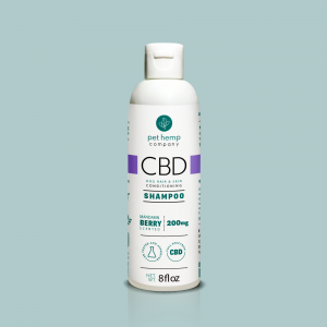 CBD Shampoo for Dogs – Mandarin Berry Scent