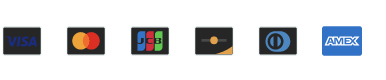 cards accepted icons