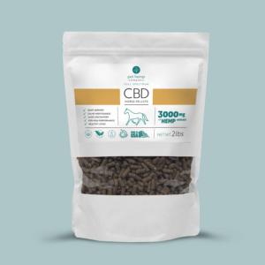 3000mg cbd horse pellets